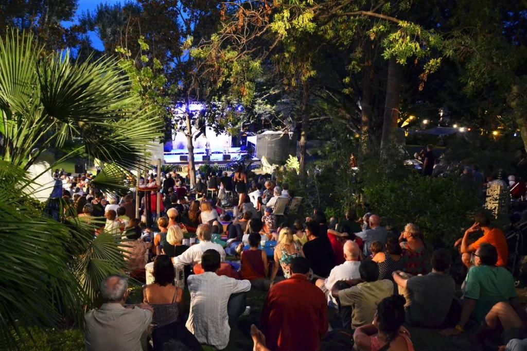 L'ouverture du festival Sètes quartiers hauts