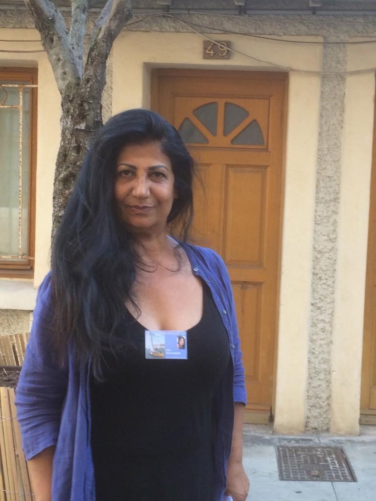 Hala Mohamad .Photo JMDH