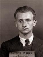 Henri Krasucki jeune     Lors de son arrestation, en mars 1943. © coll. Préfecture de Police de Paris