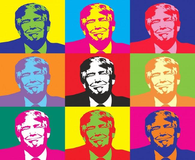 Donald Trump « warholisé » - Pixabay/CC0