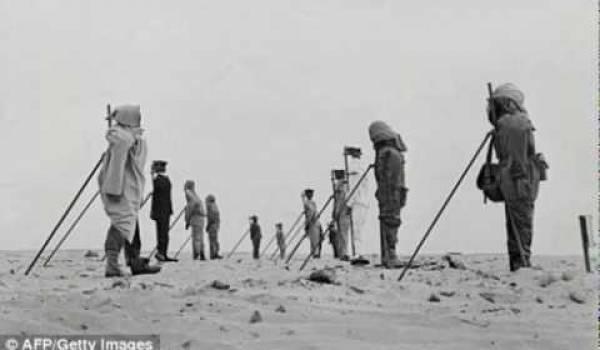 Des Algériens ont été utilisés comme cobayes pendant l'essai nucléaire français en Algérie.