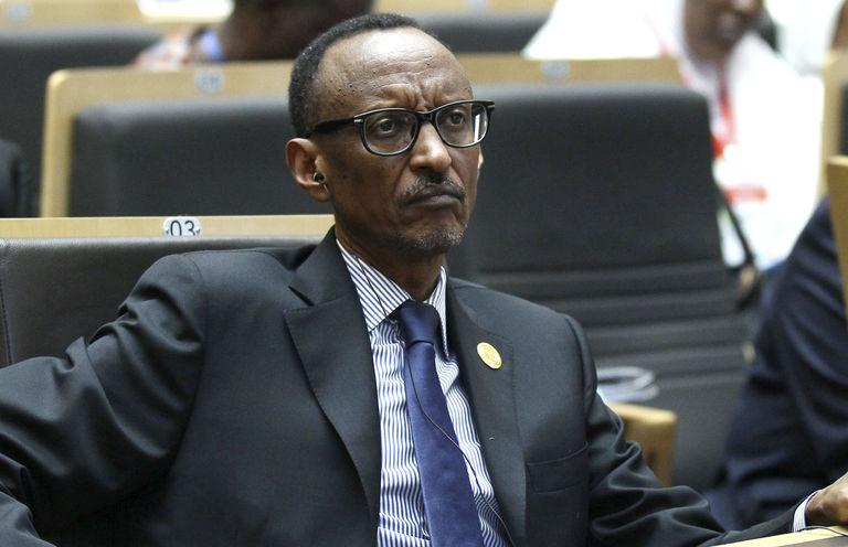Le président Rwandais Paul Kagamé repproche à la France son implication  avant pendant et après le génocide. Photo Tiksa Negeri Reuters