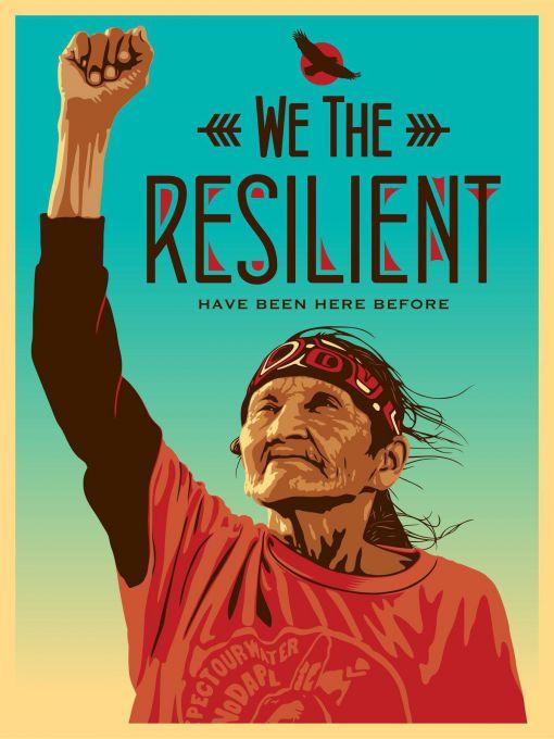 «Nous, les résilients, nous étions là les premiers» © Shepard Fairey