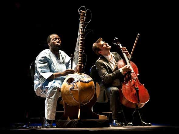 Ballake Sissoko & Vincent Ségal