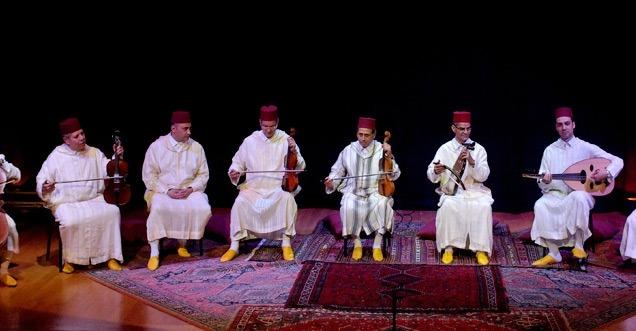 L' Orchestre arabo-andalou de Fès