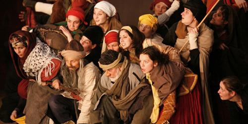 Ariane Mouchkine et le théâtre du Soleil présentent leur création Une chambre en Inde au Printemps des Comédiens.