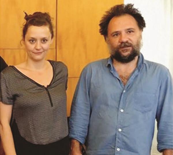 Nathalie Garraud et Olivier Saccomano succéderont à Rodrigo Garcia à la direction du CDN de Montpellier. photo dr