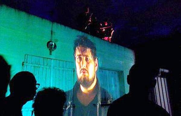 Mise en relief de l'univers de Fassbinder à La Bulle Bleue. Photo dr