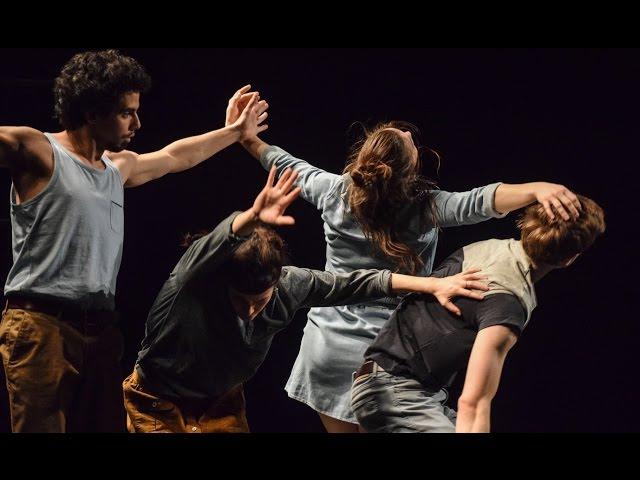Mouvements sur la ville se propage dans une dizaine de lieux à Montpellier, ici au Théâtre La Vista. Photo dr