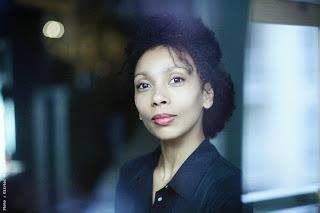"""Isabelle Fruleux xa présenté sa création scénique du livre de P Chamoiseau """"Frères migrants Photo Olivier Allard"""