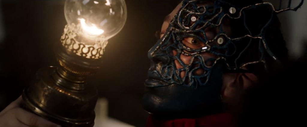 Le jeu du masque  maquille la vérité comme il peut la dévoiler. Photo dr