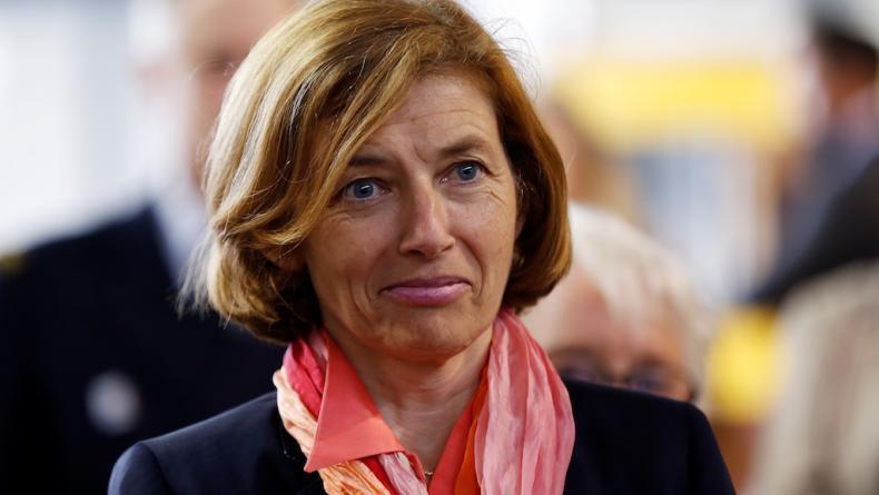 Florence Parly est la ministre la mieux rémunérée du gouvernement. - CHARLY TRIBALLEAU / AFP