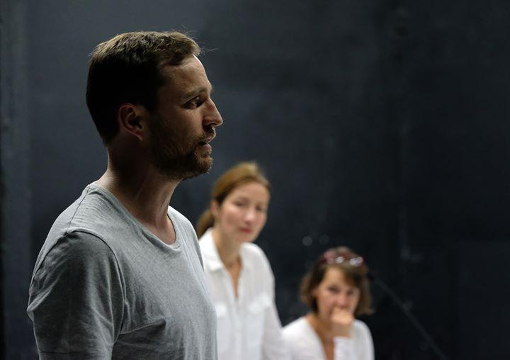 Julien Guill : «  Nous avons choisi de croire en la révolte de Shylock et d'Othello. »  Photo dr