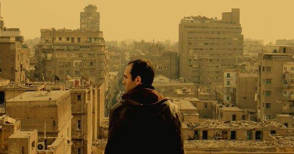 """Une scène du film """"Les derniers jours d'une ville"""" du réalisateur égyptien Tamer El Said, avec l'acteur Khalid Abdalla afp.com/HO"""
