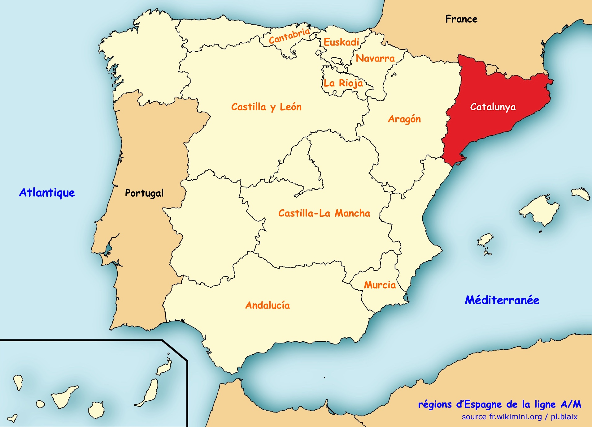 La Catalogne ensanglantée | Le vent se lève