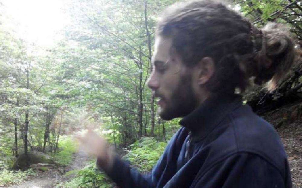 Rémi Fraisse a été tué par une grenade offensive lancée par un gendarme lors d'une manifestation contre le barrage de Sivens. DR