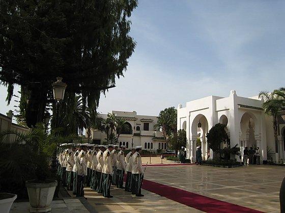 Palais présidentiel d'El Mouradia, Alger. DR