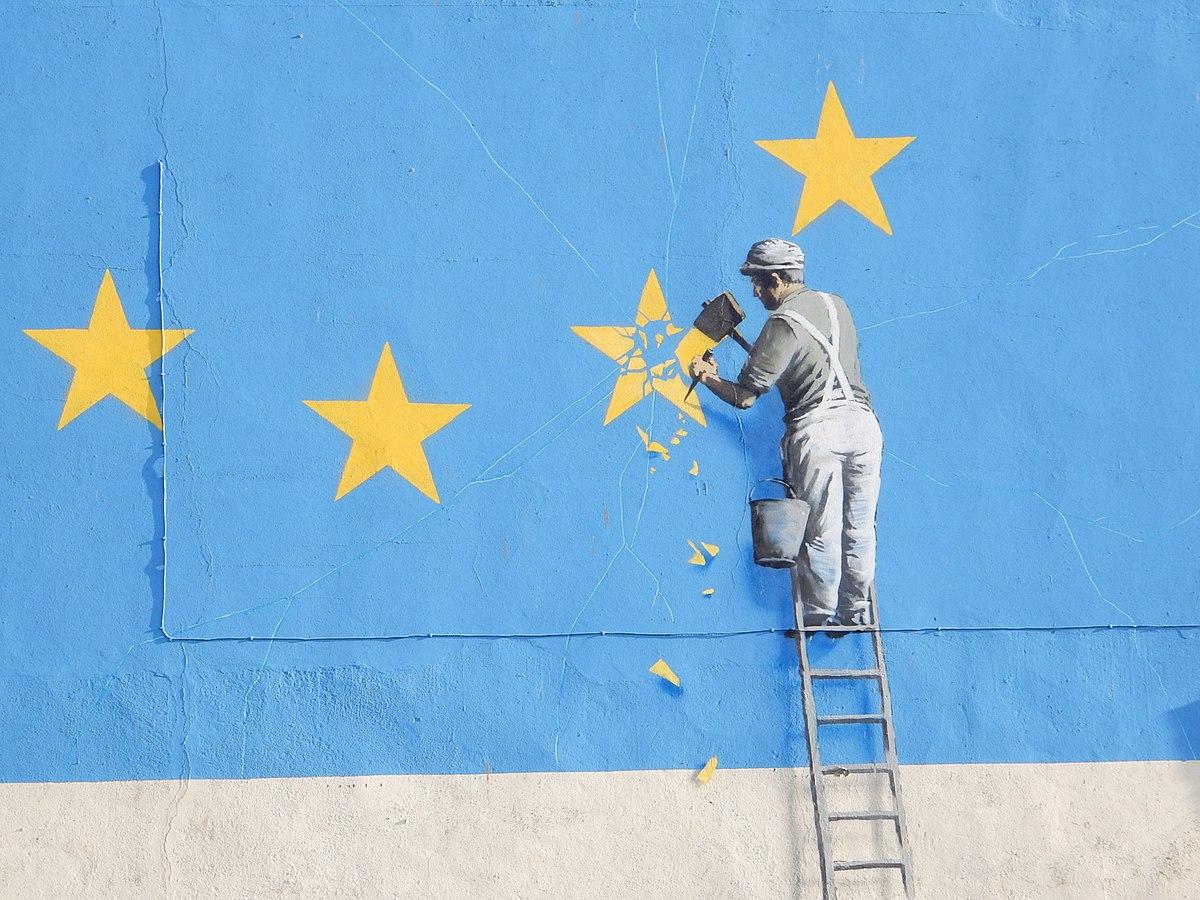 Douvres-Bansky-Brexit