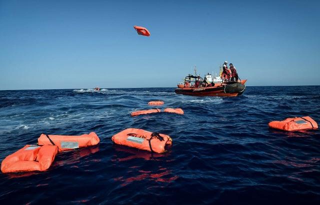 La Méditerranée est restée en 2018 la voie maritime la plus meurtrière pour les migrants